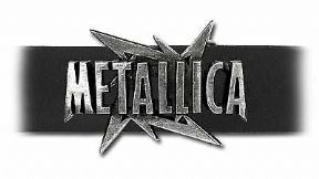 Alchemy Gothic Genuine Metallica Ninja Belt Buckle